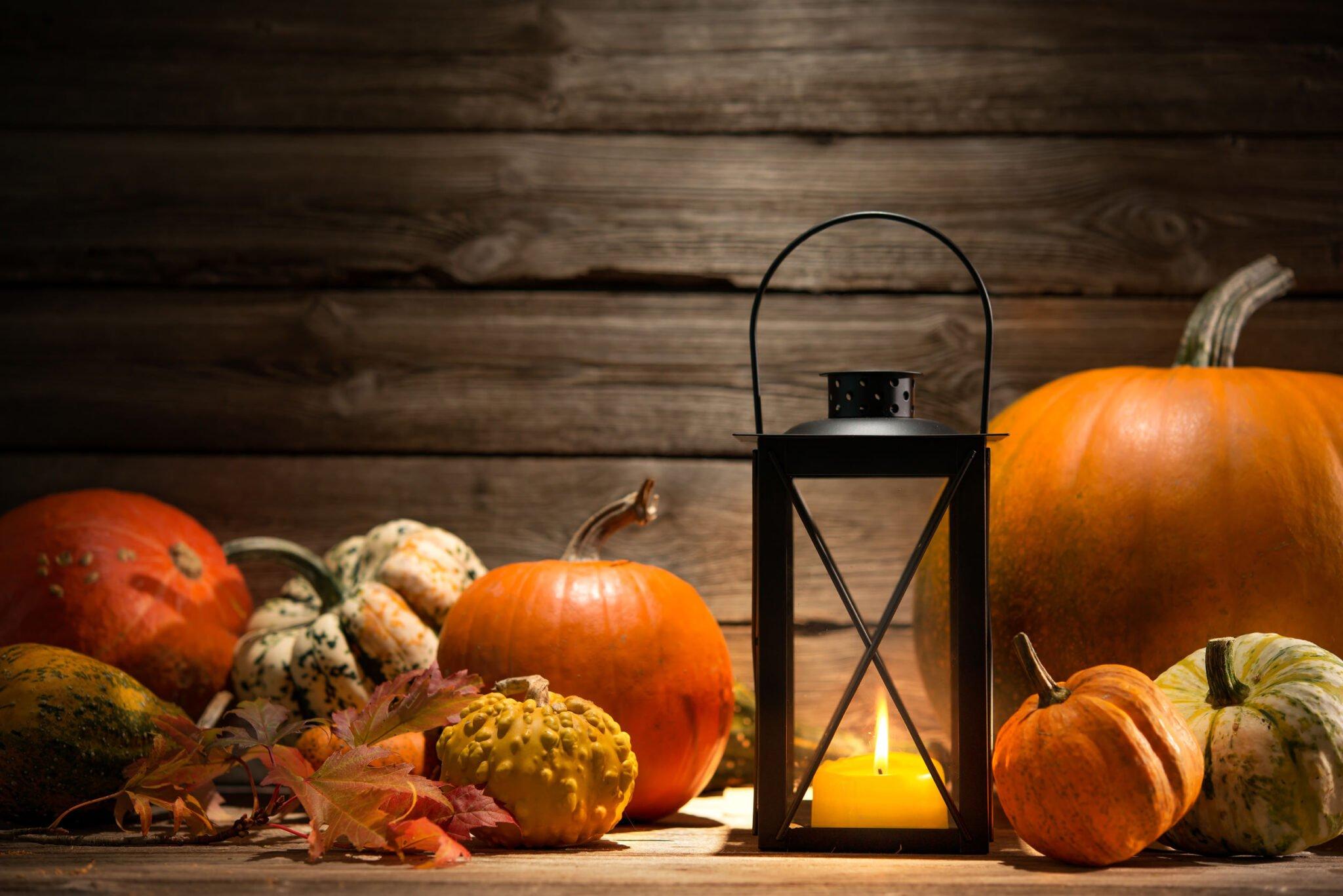 Herfst & halloween decoratie ideeën voor binnen en buiten. - mamaliefde.nl