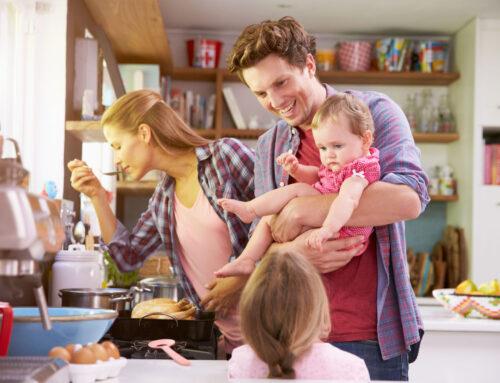 Maak het jezelf gemakkelijk in de keuken
