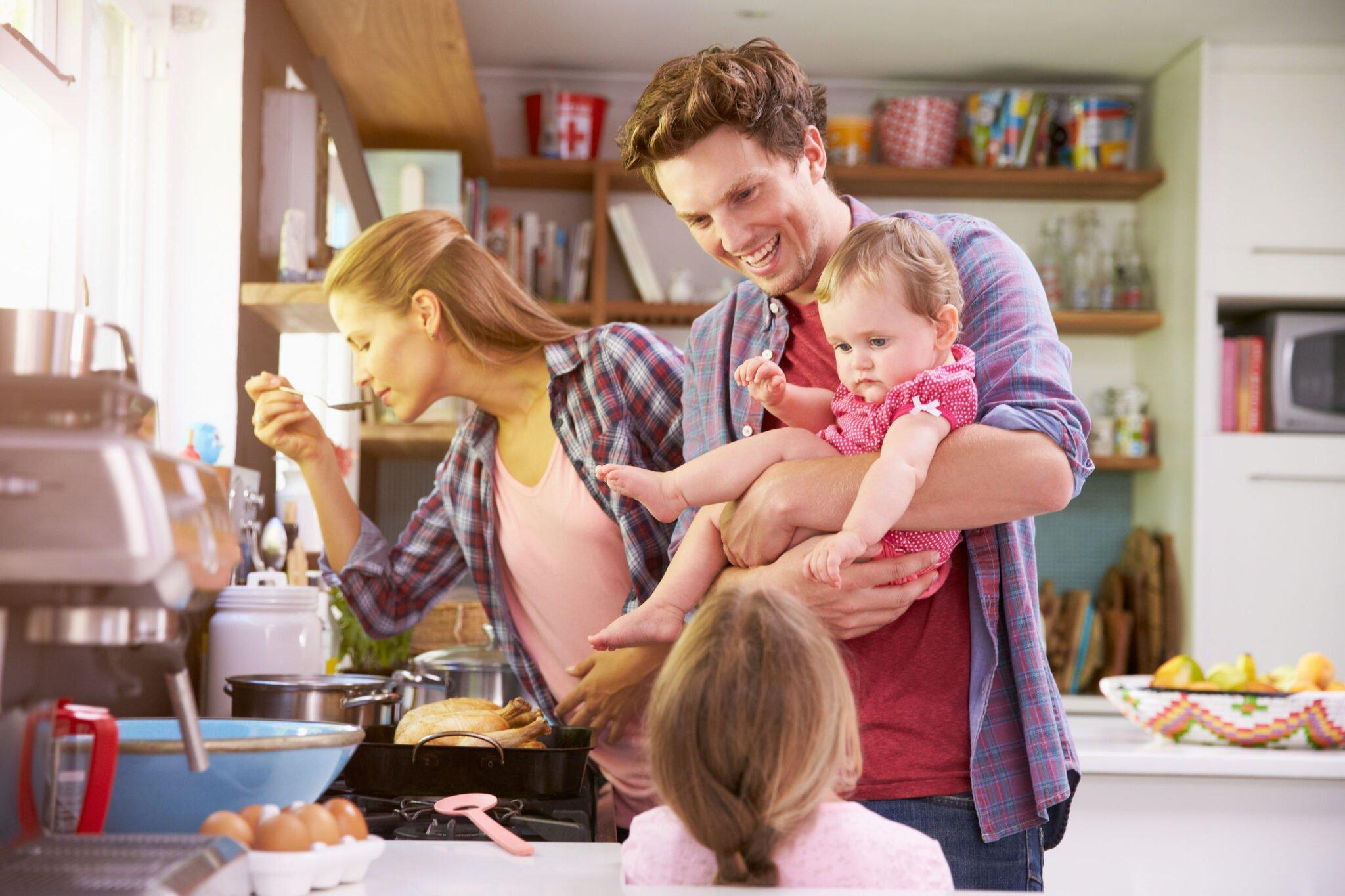 Maak het jezelf gemakkelijk in de keuken - Mamaliefde.nl