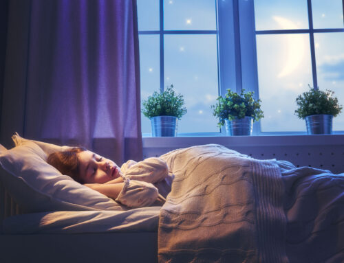 Wel of niet slapen met licht aan