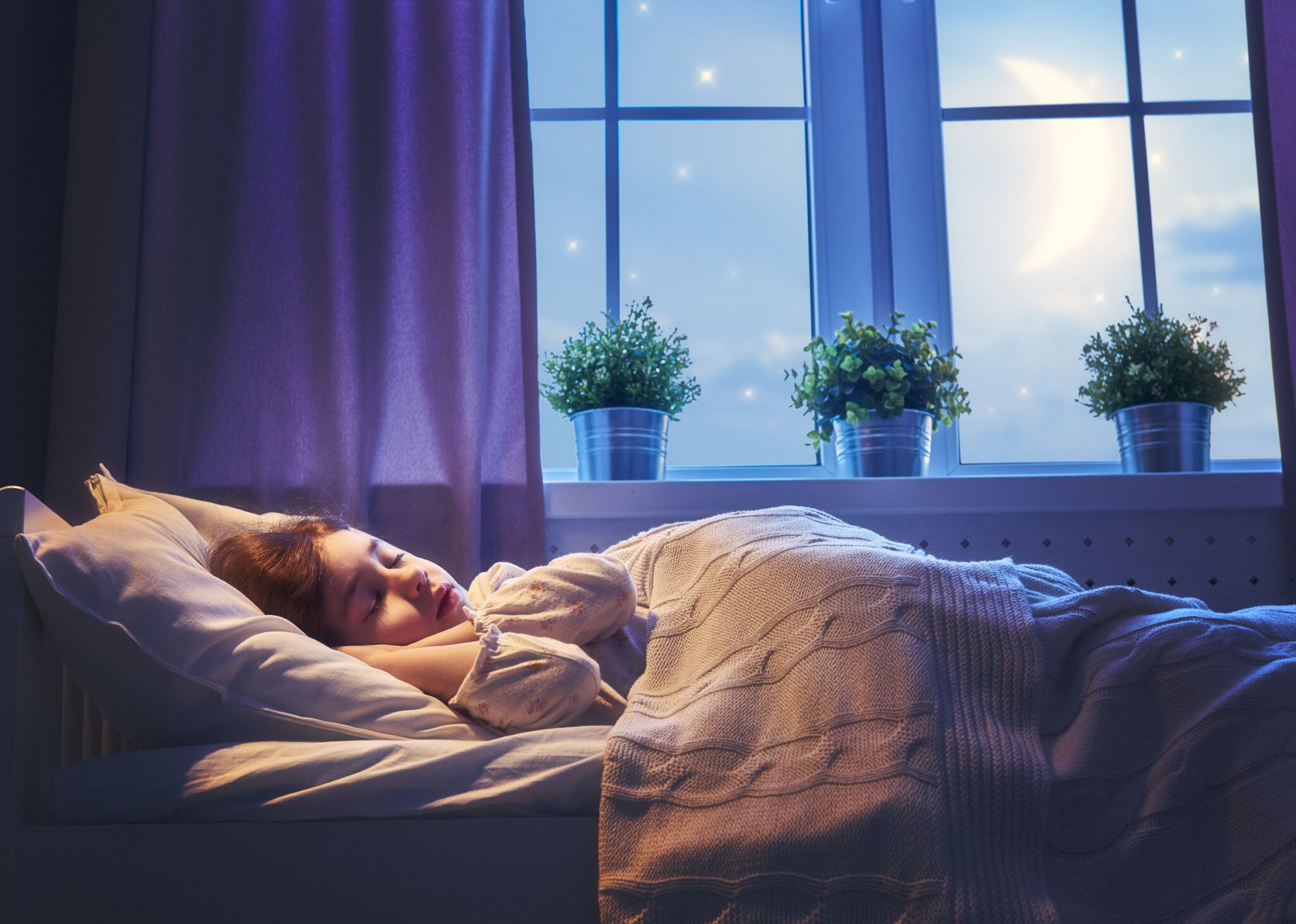 Kind slapen in het donker of met licht aan; wat is beter en waarom? - Mamaliefde.nl