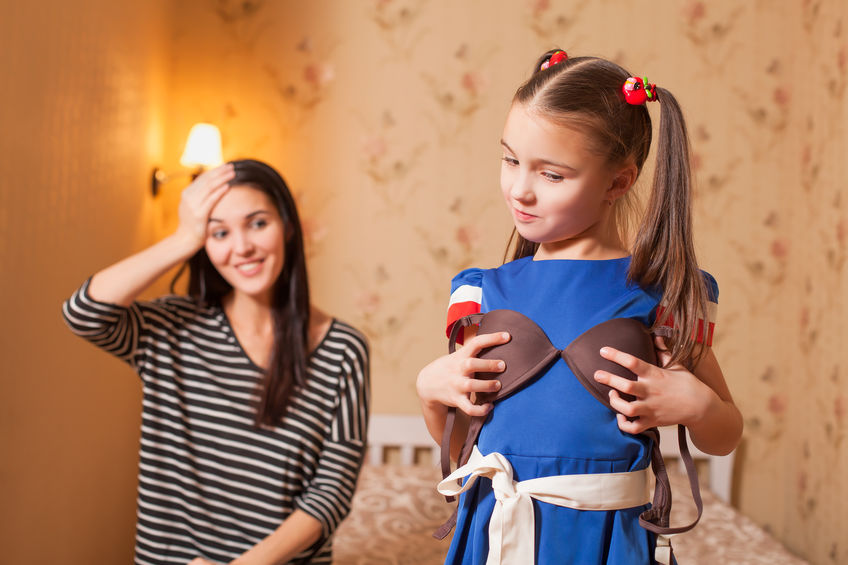 Eerste bh kopen met je kind? Tips van kleinste maat tot test of je het nodig hebt - mamaliefde.nl