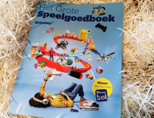 Het Grote Speelgoedboek; nog leuker en een absolute musthave!