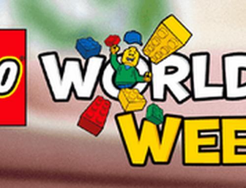 Lego World Week 2020; doet jullie gezin ook mee?