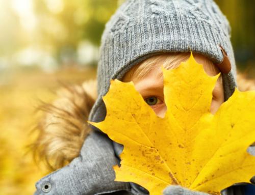 November; bucket list activiteiten voor kinderen