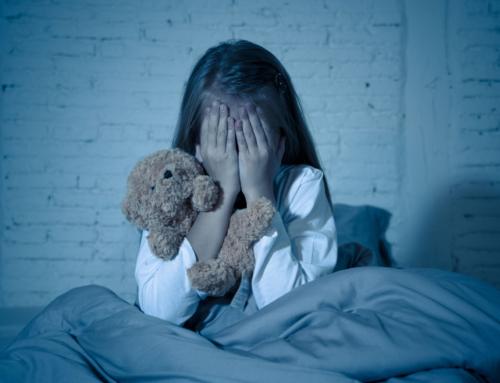 Nachtangst of nachtterrors bij je kind