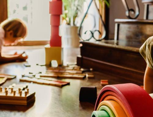 Tips duurzaam speelgoed voor je kind per leeftijdsgroep om cadeau te geven
