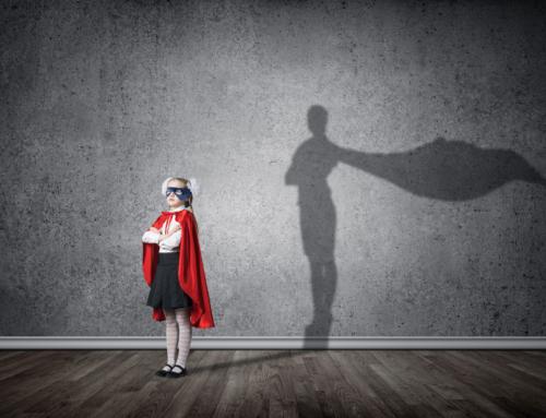 Mindgym; je eigen superheld zijn met superkrachten voor je hoofd