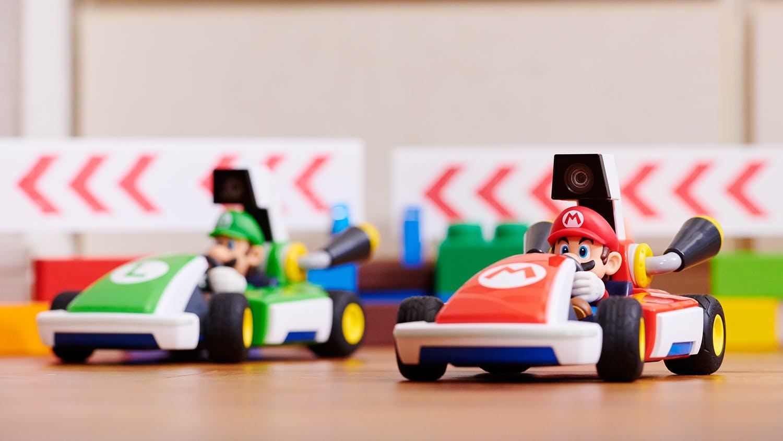 Review: Mario Kart Live: Home Circuit - mamaliefde.nl