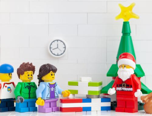 Kerst lego; ideeën en voorbeelden van kerstbomen tot kerststal of complete kerstdorpen