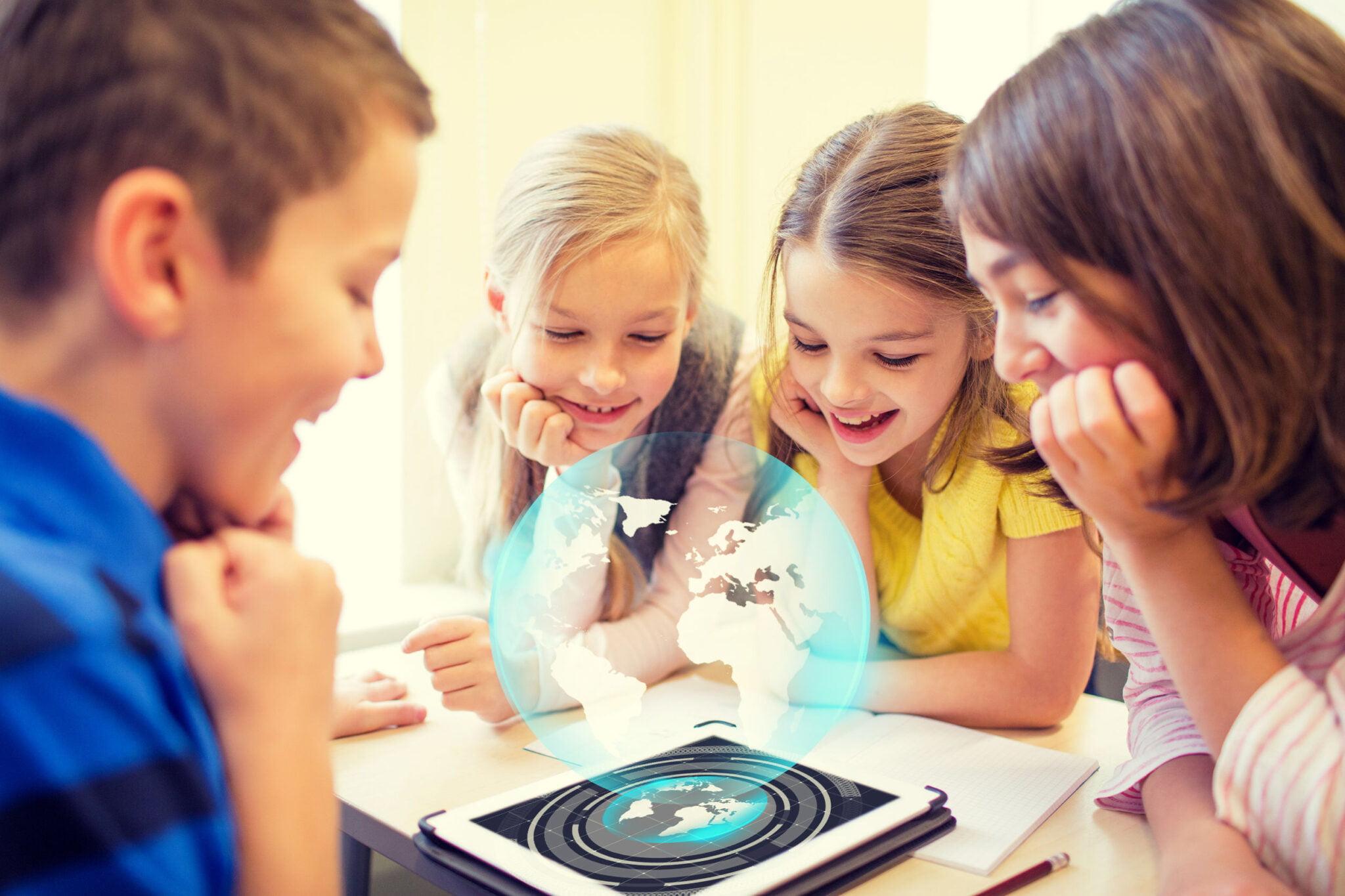 4 manieren waarop technologie bijdraagt aan het onderwijs van kinderen - Maamliefde.nl