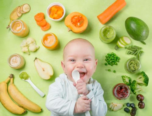 Eerste 100 smaken (First 100 foods) in het eerste jaar van je baby