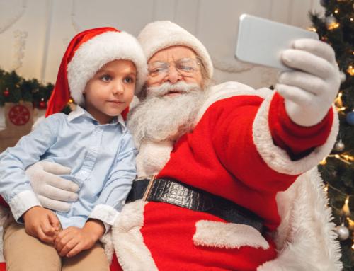 Tips voor het maken van originele foto's voor bijvoorbeeld op de kerstkaart