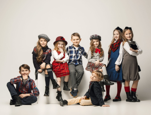 Kinderkleding trends herfst / winter 2020 / 2021 voor jongens en meisjes