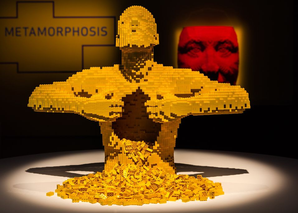 The Art of the Brick terug in Nederland! - Mamaliefde.nl