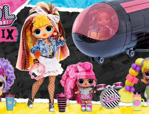 LOL Surprise REMIX; Van meest favoriete speelgoed naar een hit in de muziekwereld