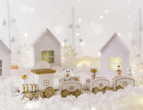 Kerstdorp maken of bouwen; tips, ideeën en voorbeelden