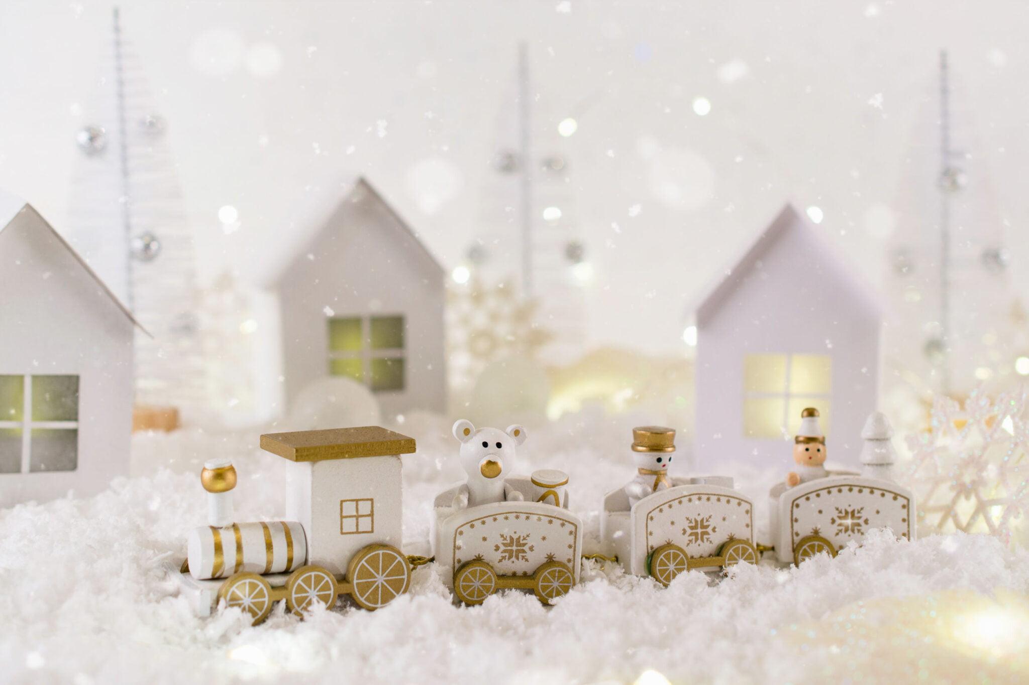 Kerstdorp maken; tips, ideeën en voorbeelden - Mamaliefde.nl