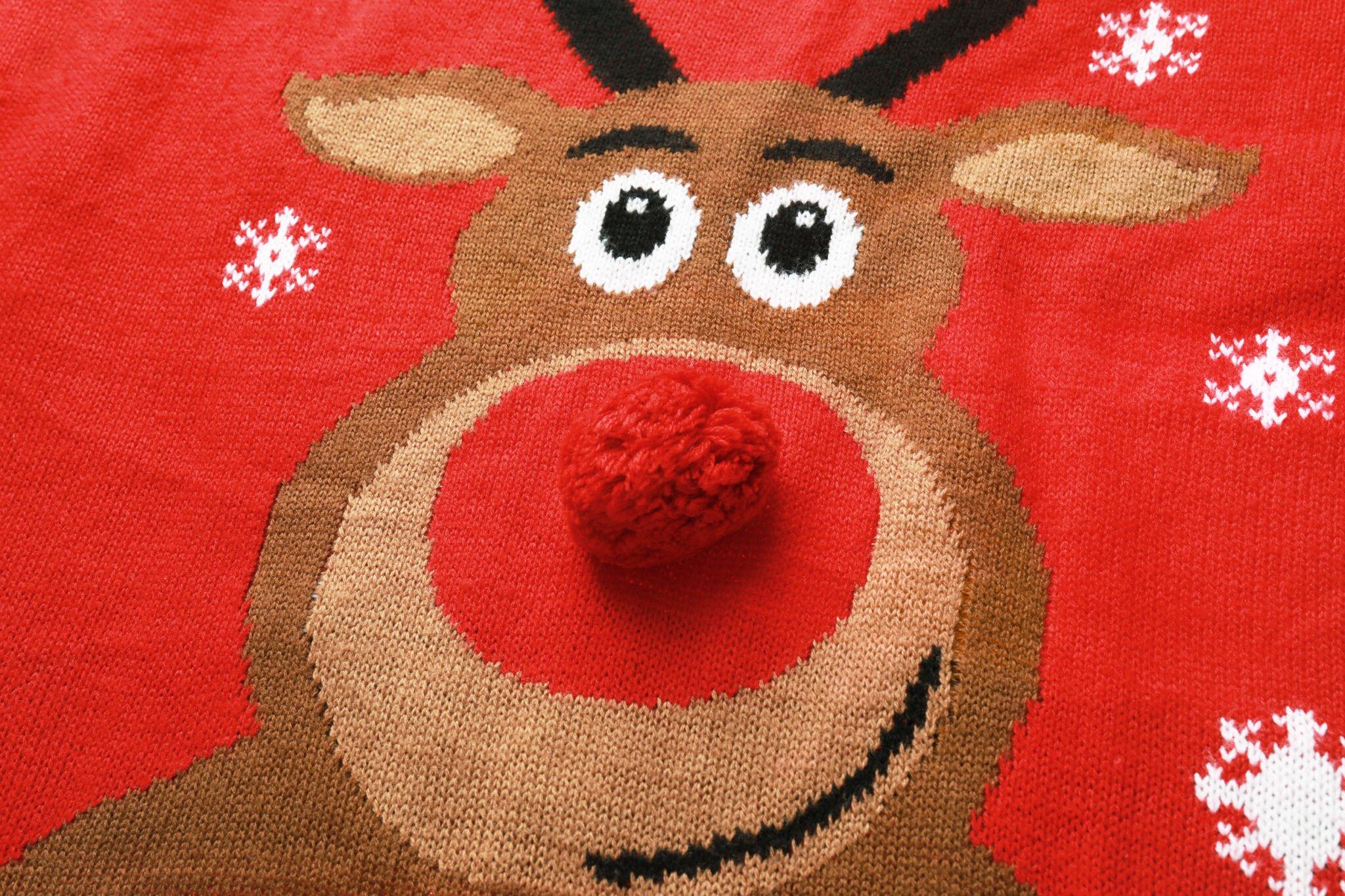 Ugly sweaters; oftewel foute kersttruien zelf maken - Mamaliefde.nl