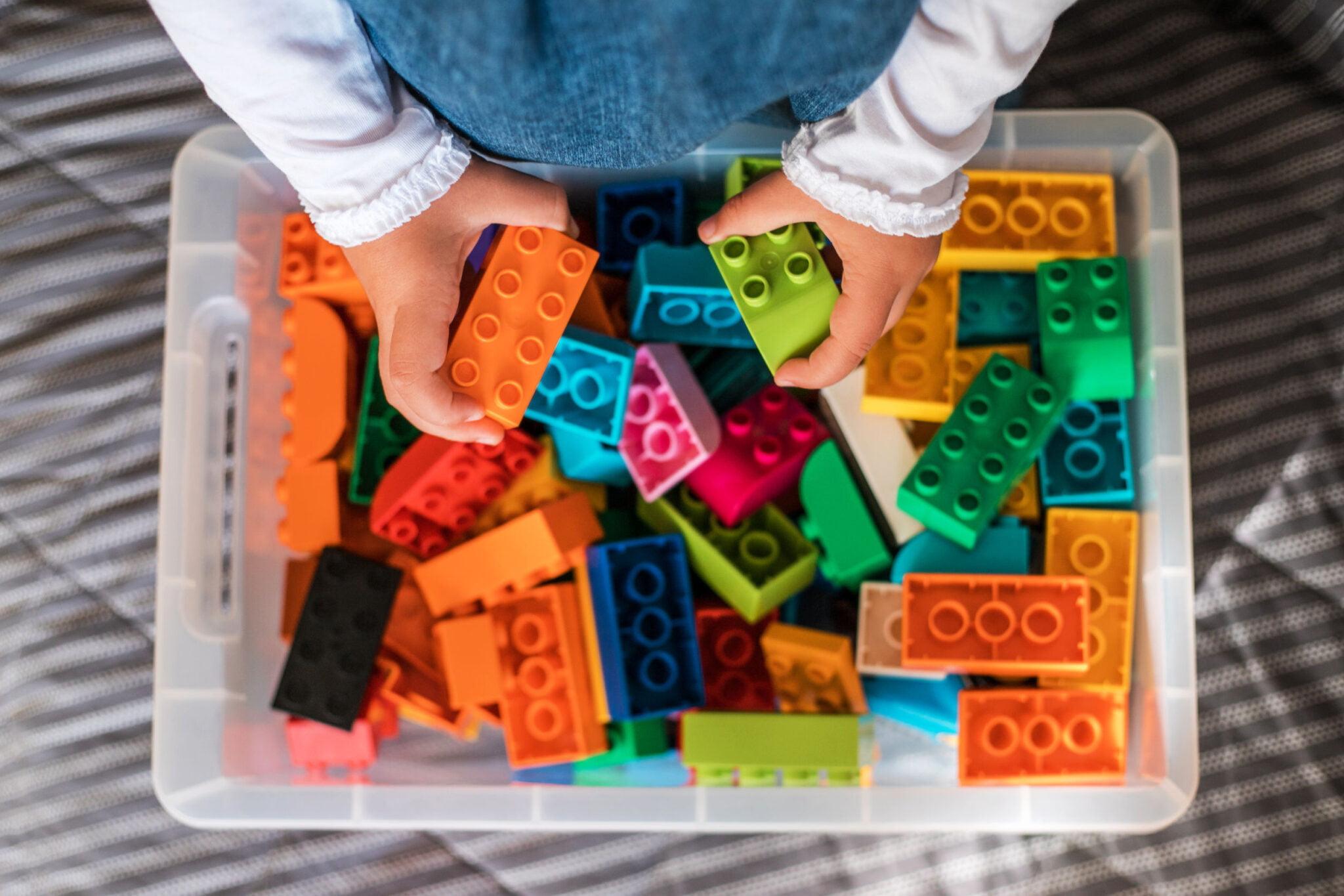 Tips om Lego en ander speelgoed schoon te maken - Mamaliefde.nl