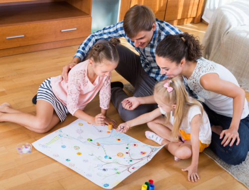 Coöperatieve spellen voor kinderen