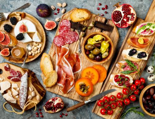 Charcutterie; ideeën voor een heerlijke borrelplank met tapas, hapjes en snacks