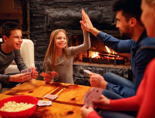 5 leuke kaartspellen met gewone speelkaarten