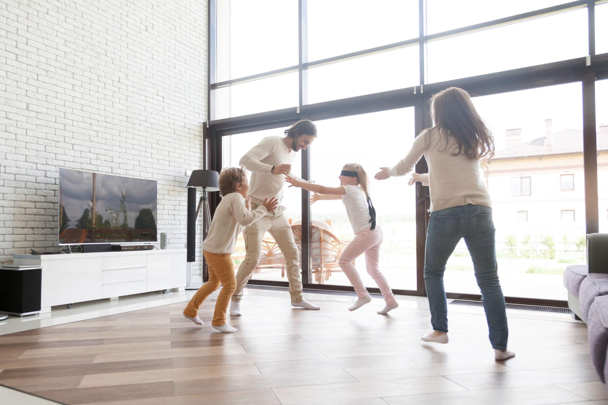 Kindvriendelijke vloer; pvc, vinyl of laminaat kopen? - Mamaliefde.nl