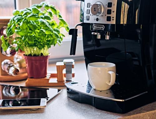 Koffie hoekje woonkamer of keuken; tips en ideeën voor je eigen coffee station