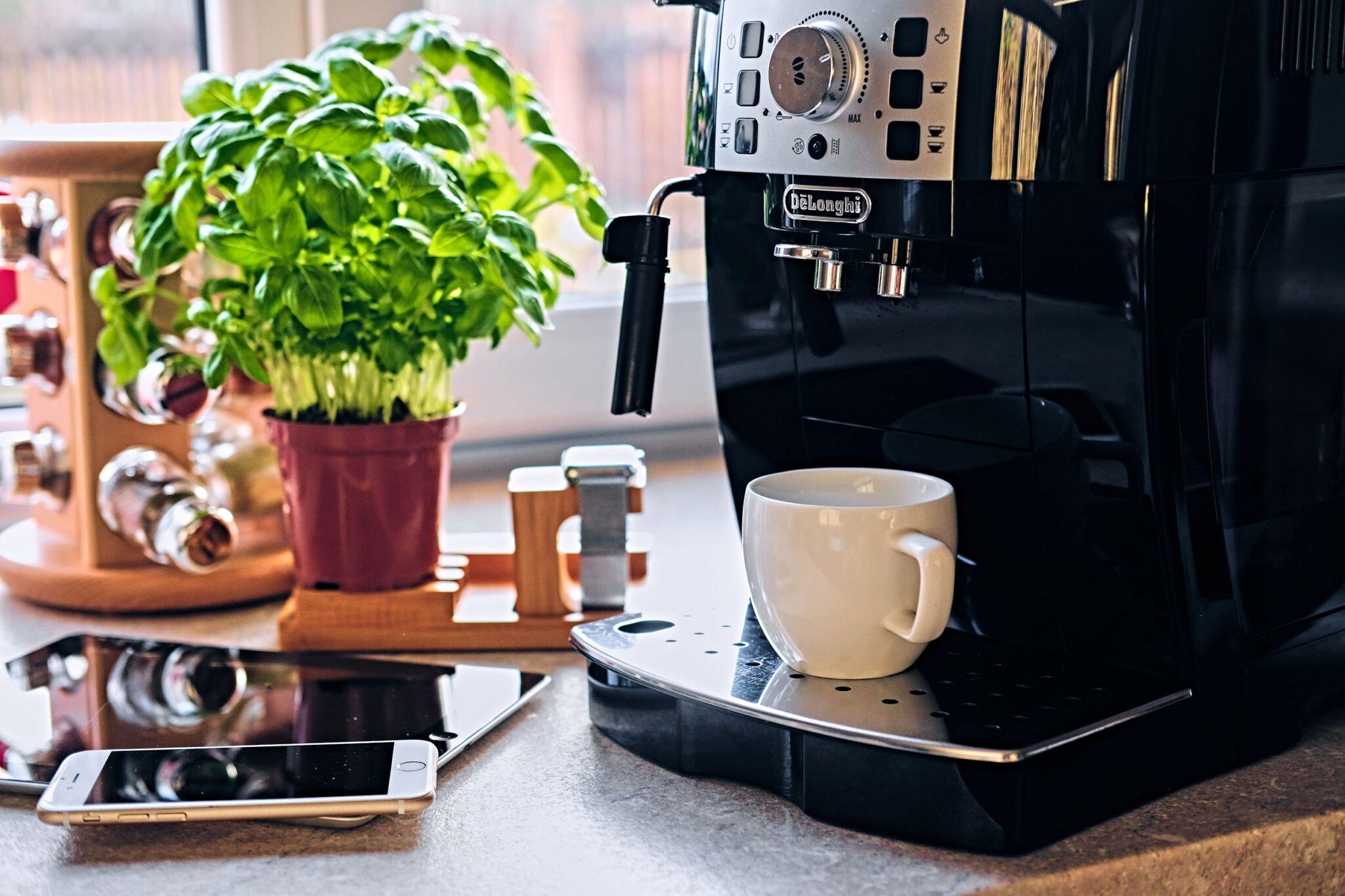 Je eigen coffee station koffiehoekje in de keuken of woonkamer - Mamaliefde.nl