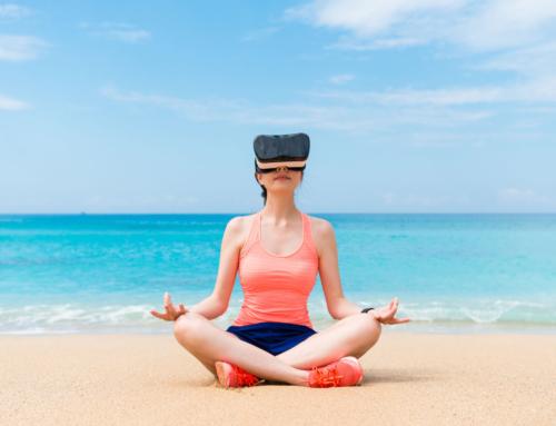 Bevallen met een VR-bril op (op iedere gewenste locatie?)