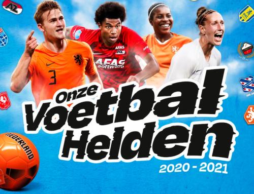 Voetbalplaatjes van Albert Heijn: anders dan anders…