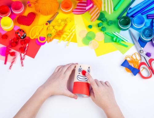 Carnaval knutselen; 12 voorbeelden, ideeën en kleurplaten