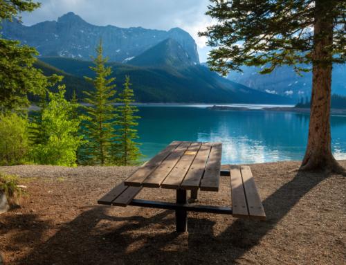 Verre reis maken met kinderen naar Canada