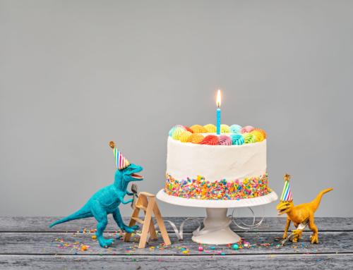 Dino kinderfeestje organiseren