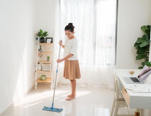 Tips onderhoud en schoonmaken vloeren; van hout tot laminaat en pvc of vloerbedekking