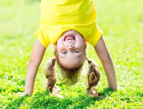 Tips om je kind te leren gelukkig te zijn!