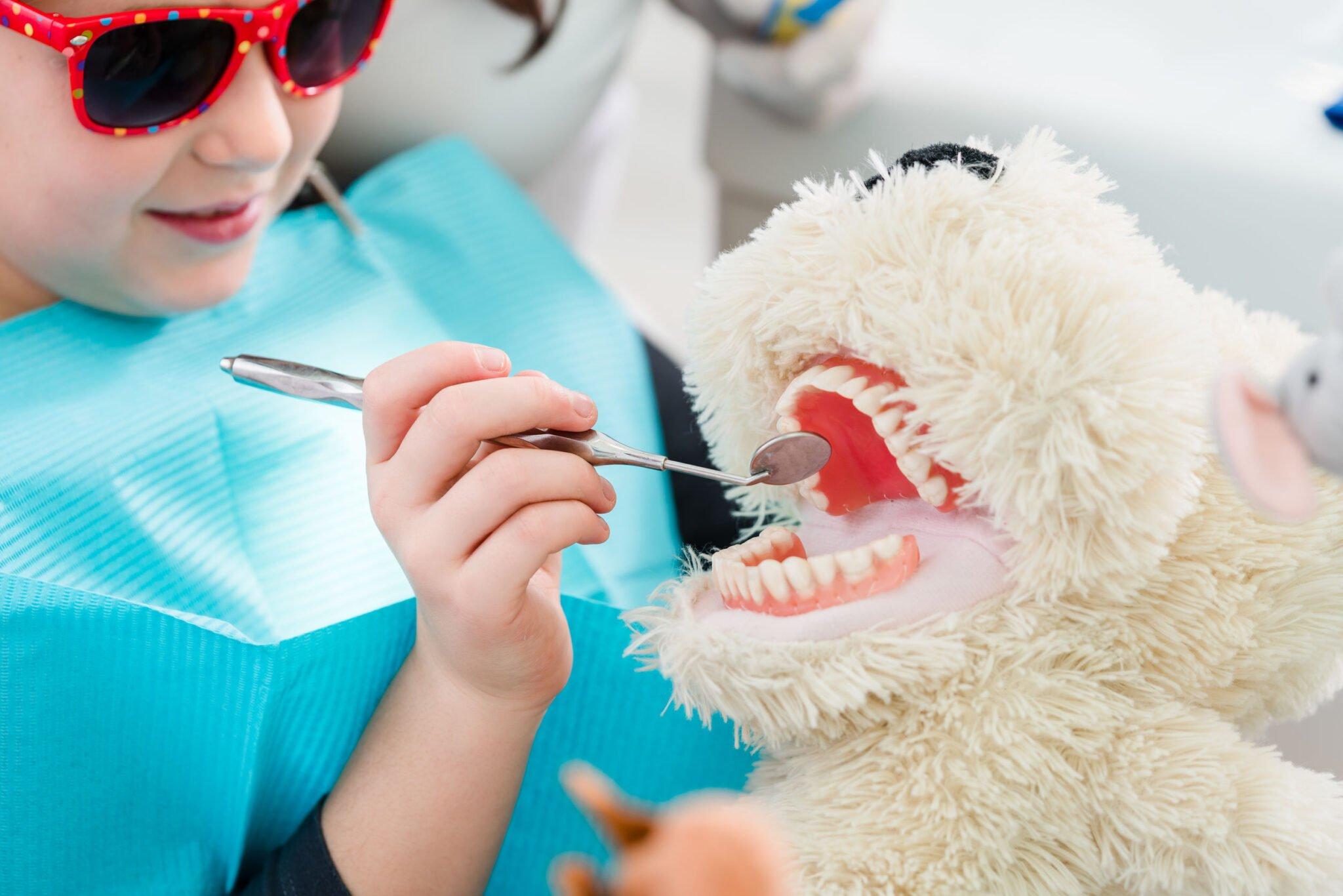 Gaatjes in tanden en kiezen bij kinderen - Mamaliefde.nl
