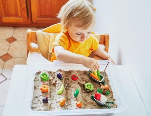 Spelen zonder speelgoed; tips en ideeën